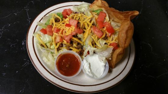 Kadoka, Dakota del Sur: Rocco Taco Salad