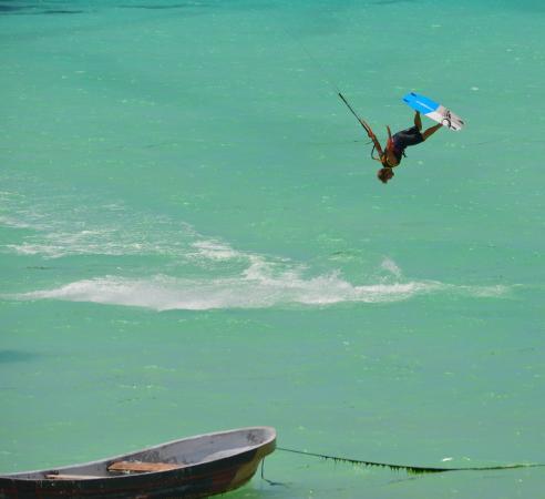 Paje by Kite - Zanzibar