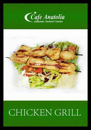 Cafe anatolia browns bay restaurant reviews phone for Anatolia mediterranean cuisine menu