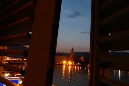 Villa Jidro: vista dalla camer