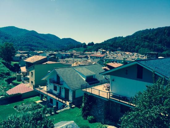 Sant Pau de Seguries, สเปน: Camping Els Roures