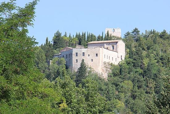 Sassoferrato, Italie : Il museo- monastero