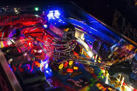 ‪Modern Pinball NYC Arcade, Party Place and Museum‬
