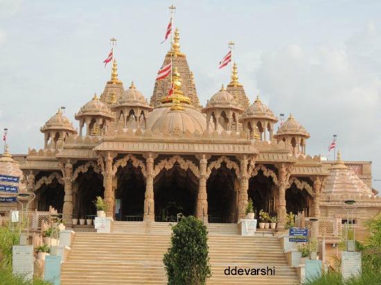 Smvs Shri Swaminarayan Mandir