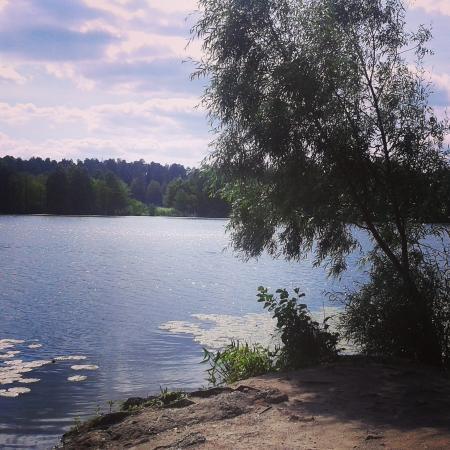 Raifa, Russia: Раифское озеро