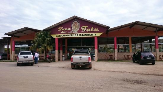 Restaurante Toca do Tatu