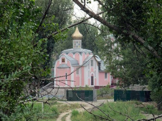 Temple of the Holy Martyr Paraskeva