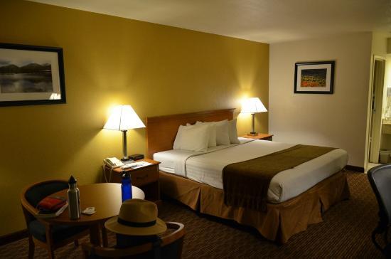 Heber, AZ: Room 218
