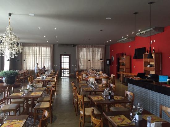 Vista Restaurante Frente Foto De Grill Eventos