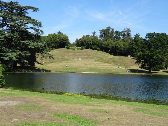Claremont park esher serpentine lake picture of claremont claremont landscape garden claremont park esher serpentine lake workwithnaturefo
