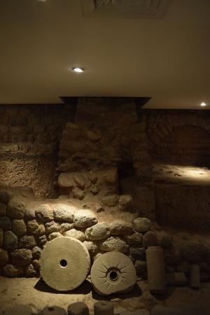 JW Marriott El Convento Cusco: Inca ruins in the basement