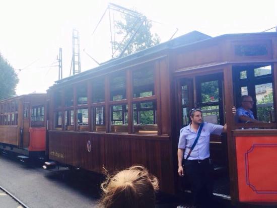 Ferrocarril de Soller: photo1.jpg