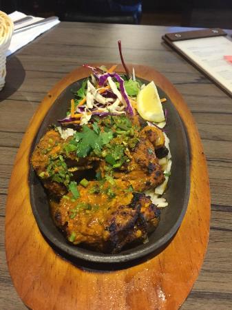 Harris Park, ออสเตรเลีย: Chicken kabab