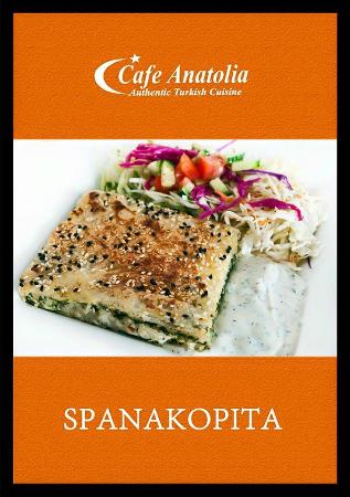 Menu p2 picture of cafe anatolia taradale napier for Anatolia mediterranean cuisine menu