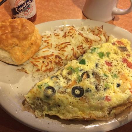 Very Good Solo Breakfast
