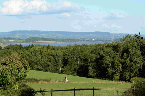 Grove Farm B&B: View from the garden