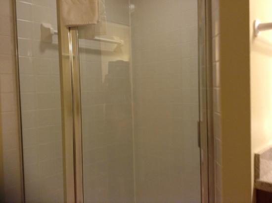 Hilton Grand Vacations at SeaWorld: Bathroom
