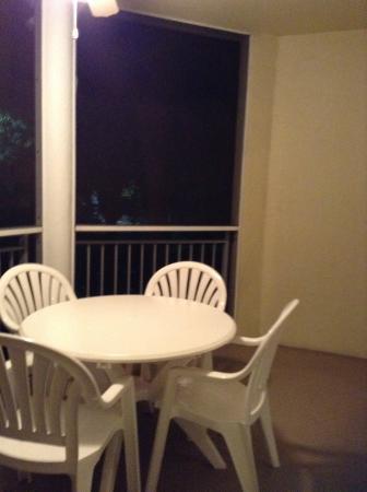 Hilton Grand Vacations at SeaWorld: Balcony