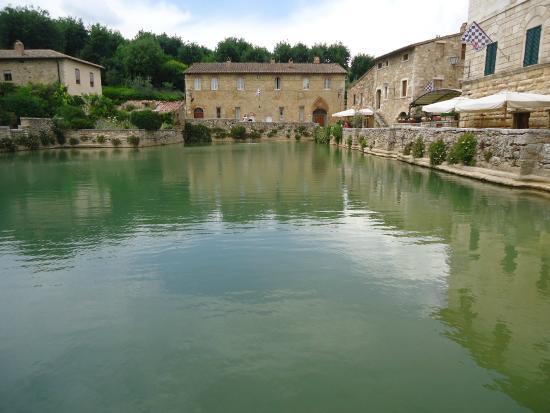 Picture of Terme Bagno Vignoni, San Quirico dOrcia - TripAdvisor