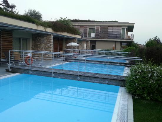 Private Pools Picture Of Parc Hotel Germano Suites Apartments