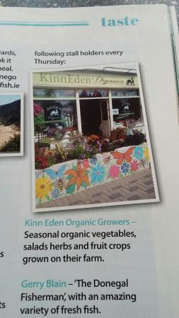 Kinneden Organics Shop & Cafe