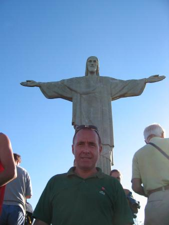 Kristusstatuen i Rio de Janeiro: Corcovado : Cristo Redentor