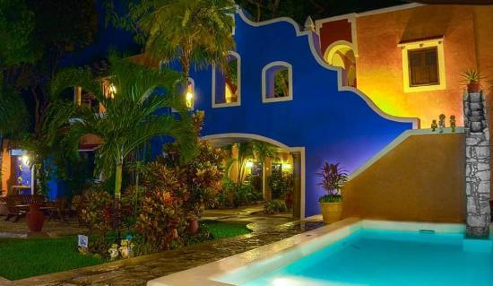 Hotel Casa De Las Flores Playa Del Carmen 42 4 8 Updated 2018 Prices Reviews Riviera Maya Mexico Tripadvisor
