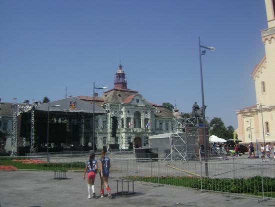 Zrenjanin - ヴォイヴォディナ、...