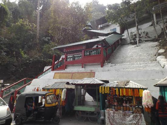 Siliguri, Индия: Sevoke Kali mandir