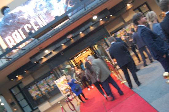 Colosseum: Oslos største kino trives ved store anledninger.