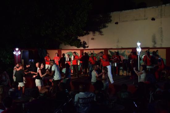 Casa de la Música: La sera
