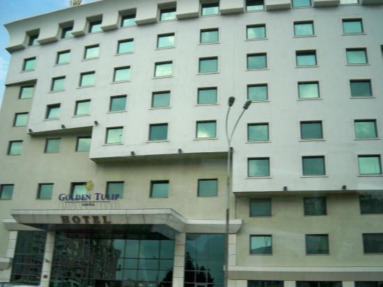 Golden Tulip Varna: entrata hotel