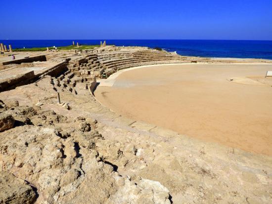 Caesarea National Park: View