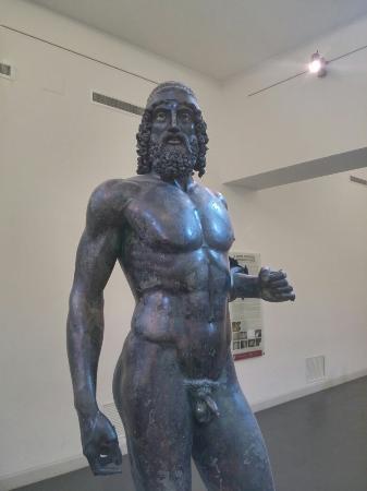 Museo Archeologico Nazionale di Reggio Calabria: Bronzi di Riace - Museo Nazionale della Magna Grecia