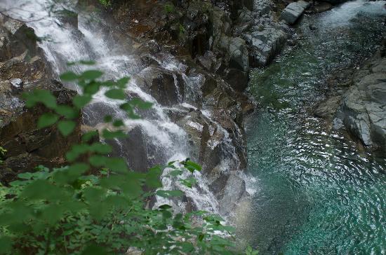 Tsukechi Gorge: 不動滝