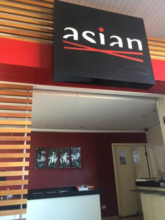 Asian Restaurante