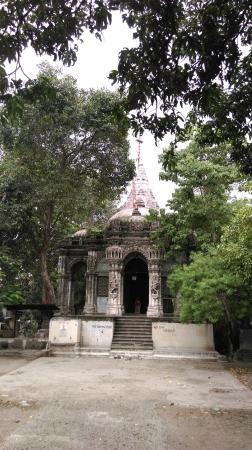 Jamnagar, India: Old Shiva Temple