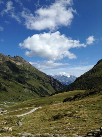 Cormet d'Areches
