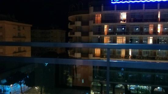 Blaucel: Вид на отель Блаумар