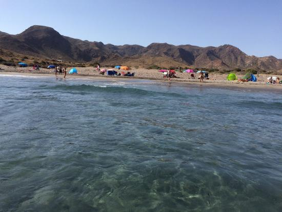 Monsul Beach - Picture of Monsul Beach, San Jose - TripAdvisor