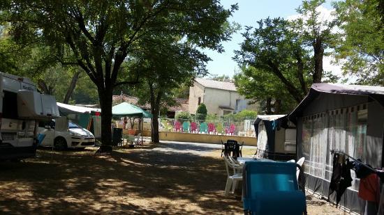Sampzon, Fransa: sun camping