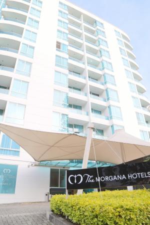 The Morgana Poblado Suites : Hotel