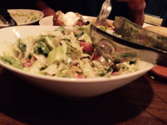 Malone's Palomar : salad