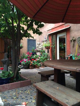 La Dona Luz Inn, An Historic Bed & Breakfast: Courtyard