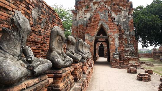 Wat Chaiwatthanaram: วัดเก่า เมืองเก่าอยุธยา