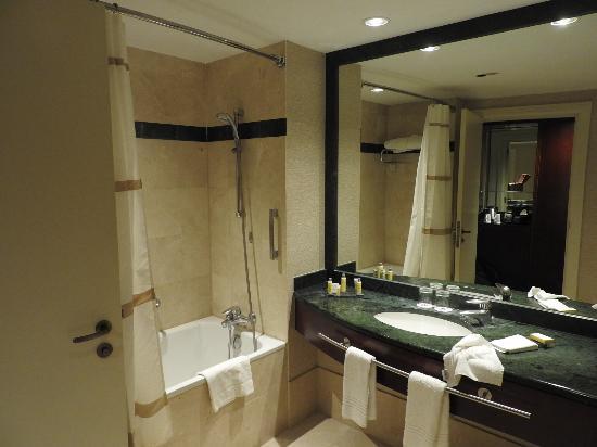 Brussels Marriott Hotel Grand Place Best Bathroom In Europe So Far