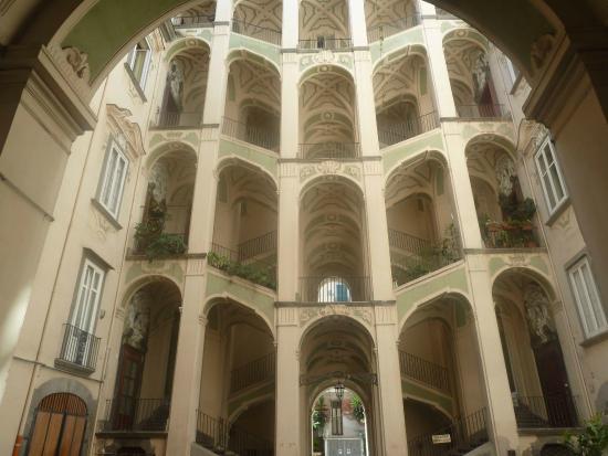 Palazzo dello Spagnolo: vue2