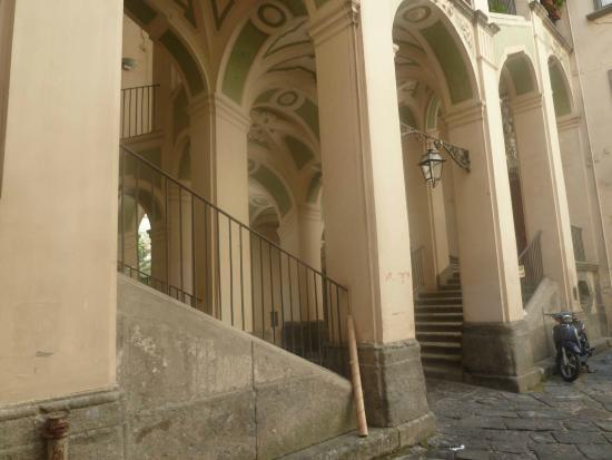 Palazzo dello Spagnolo: vue3