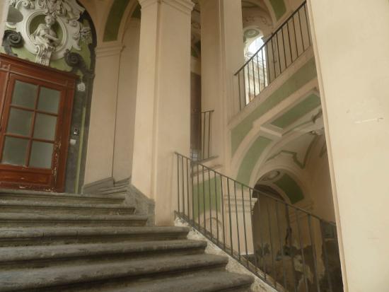Palazzo dello Spagnolo: vue1