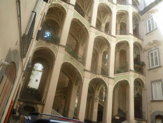 Palazzo dello Spagnolo: vue4